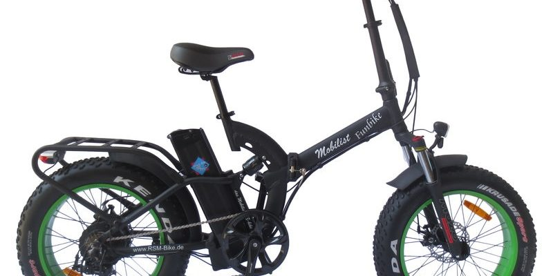 RSM Mobilist Fun Bike 20 Zoll Elektro Klapprad
