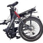 TELEFUNKEN Kompakt F800 Klapprad E-Bike 20 Zoll